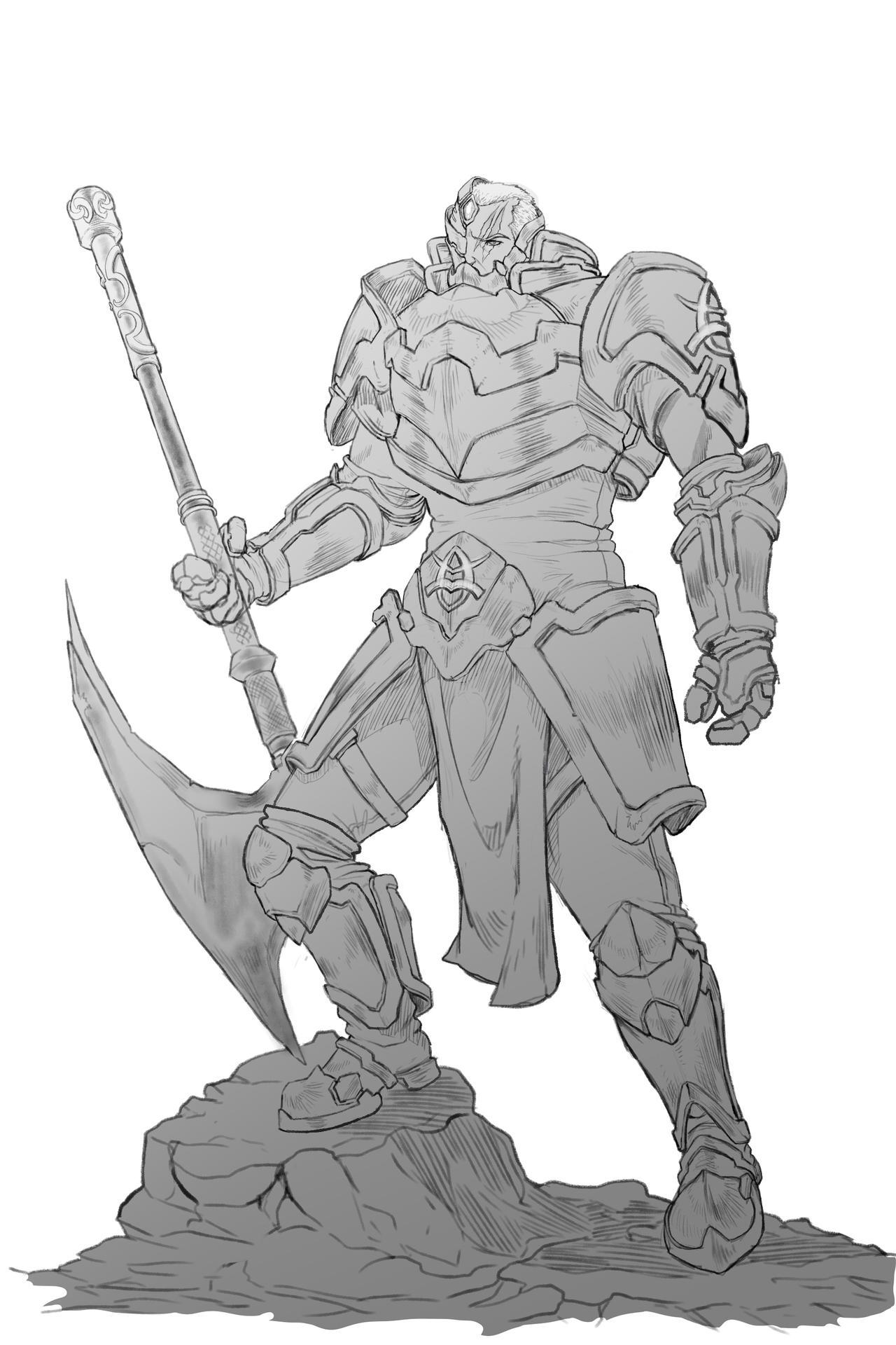 Random-Warrior