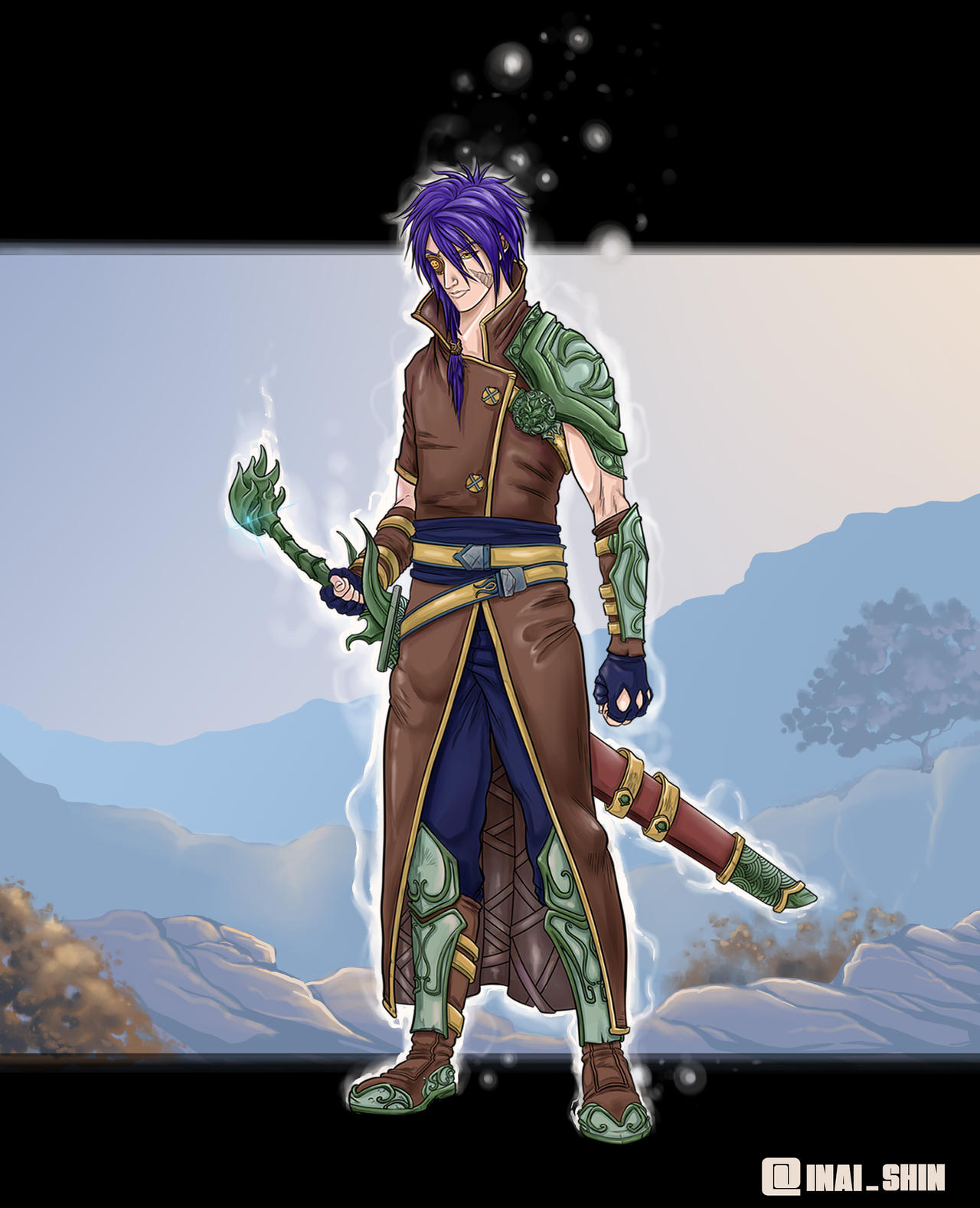 Sorcerer-Thief