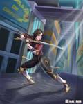 Woman-Warrior-CyberPunk(Final)