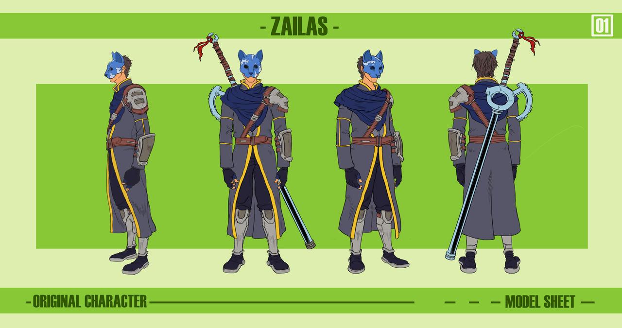 ZAILAS-MODEL-Sheet