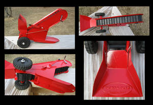Search and Rescue - Red Sand Loader