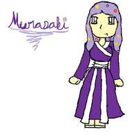 Murasaki by Violetthehedgehog