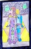 Zelda by Violetthehedgehog