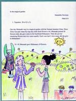 Math Homework by Violetthehedgehog
