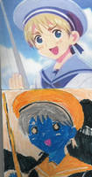 Sealand Art Project 1 by Violetthehedgehog