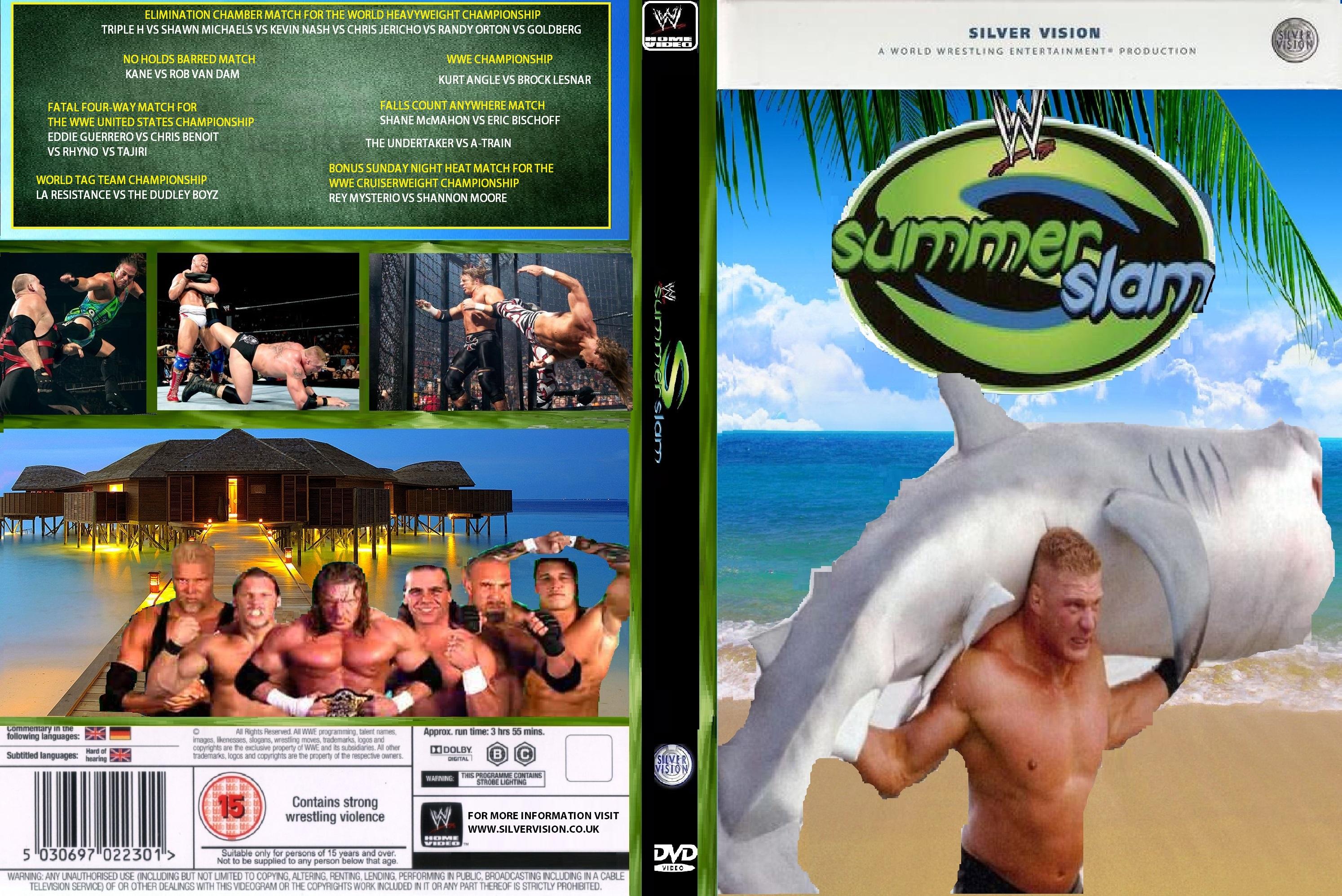PW Radio Classics - WWE SummerSlam 2003 Preview