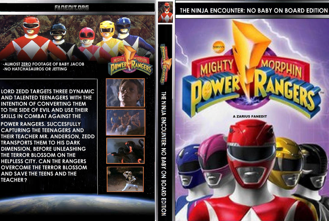 mighty morphin 39 power rangers the ninja encounter by. Black Bedroom Furniture Sets. Home Design Ideas