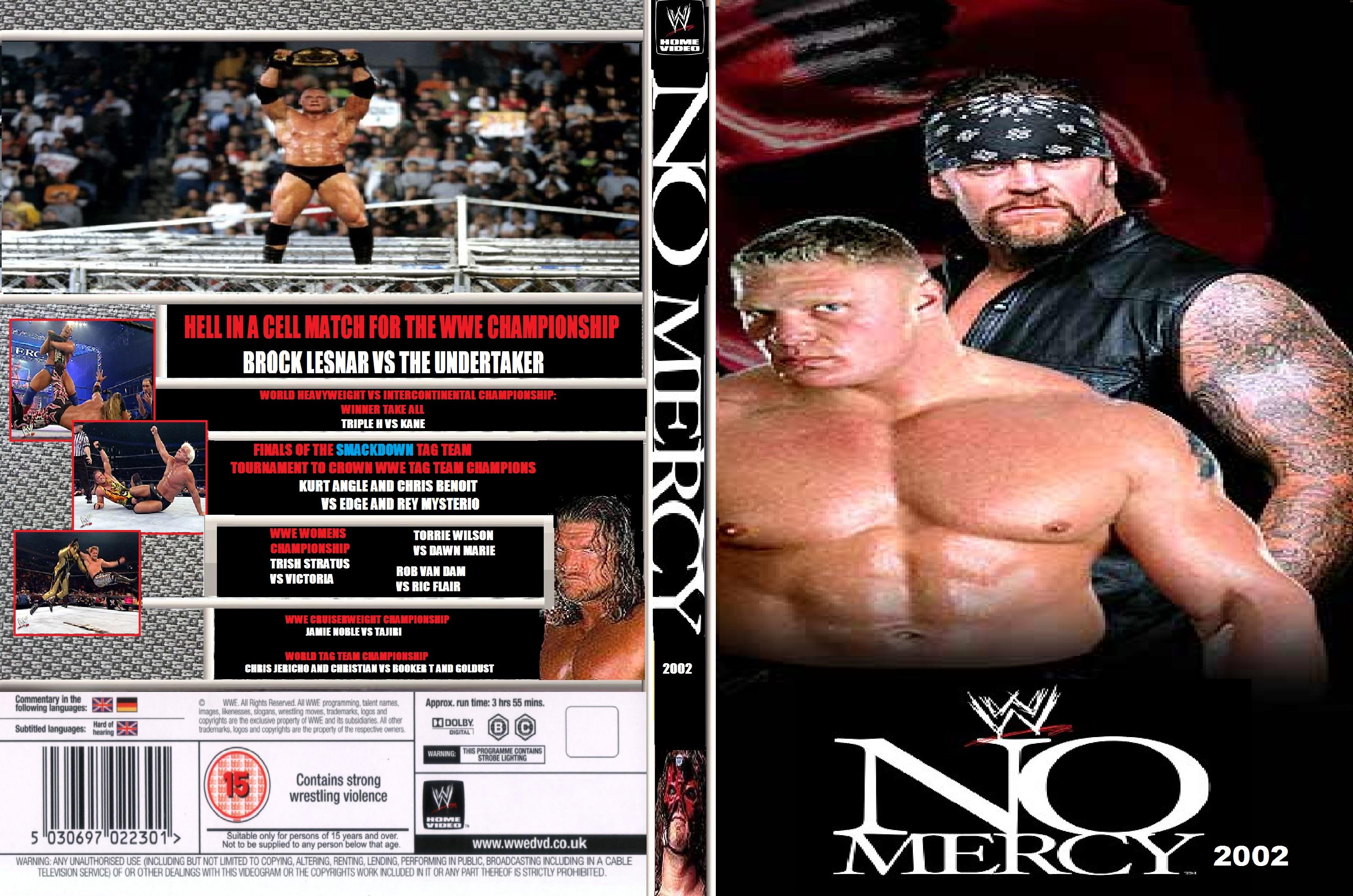 Αποτέλεσμα εικόνας για no mercy 2002