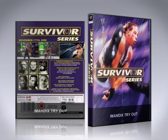 Wwe Survivor Series 2002 Preview By Mylittlez On Deviantart