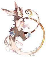 [CLOSED] Khaos [AUCTION] by crcket