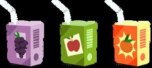 MLP Juice Boxes