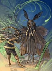 Bee Mine by zirofax