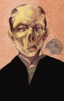 Leroux's Phantom by zirofax