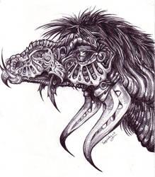 Dragon by zirofax