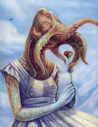 SPLICE- Octosapien by zirofax