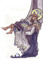 My King -Labyrinth by zirofax