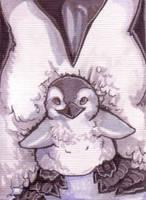 Baby Penguin by zirofax