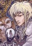 Jareth Card -Labyrinth