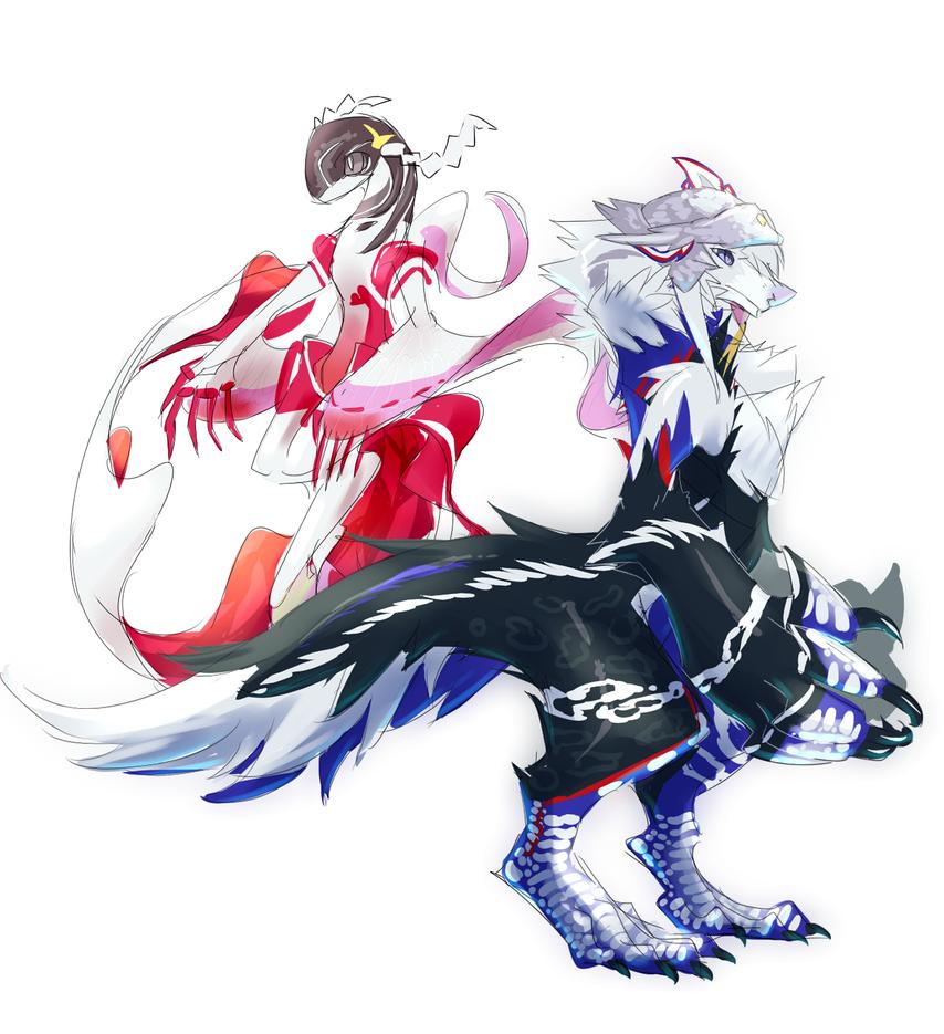 sgs Dragon by TemeCharoSan