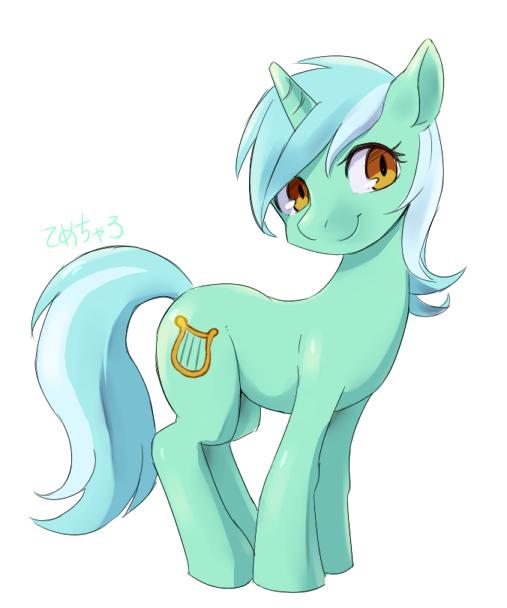 Lyra by TemeCharoSan