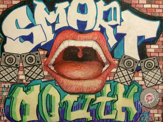 Smart Mouth Records by Caliborn4life