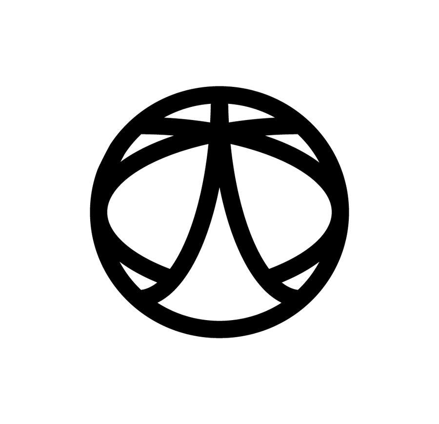 Dreambase Symbol Bw By Taylor Harmony On Deviantart