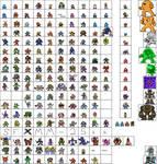 All Mega Man Robot Masters