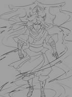 Wan: Progress by CarishinLove