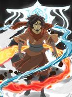 The Avatar by CarishinLove