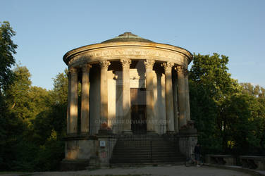 Sybil Temple in Pulawy II by Nathairr