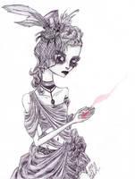 I do not believe in 'love' by Pancake-fairy