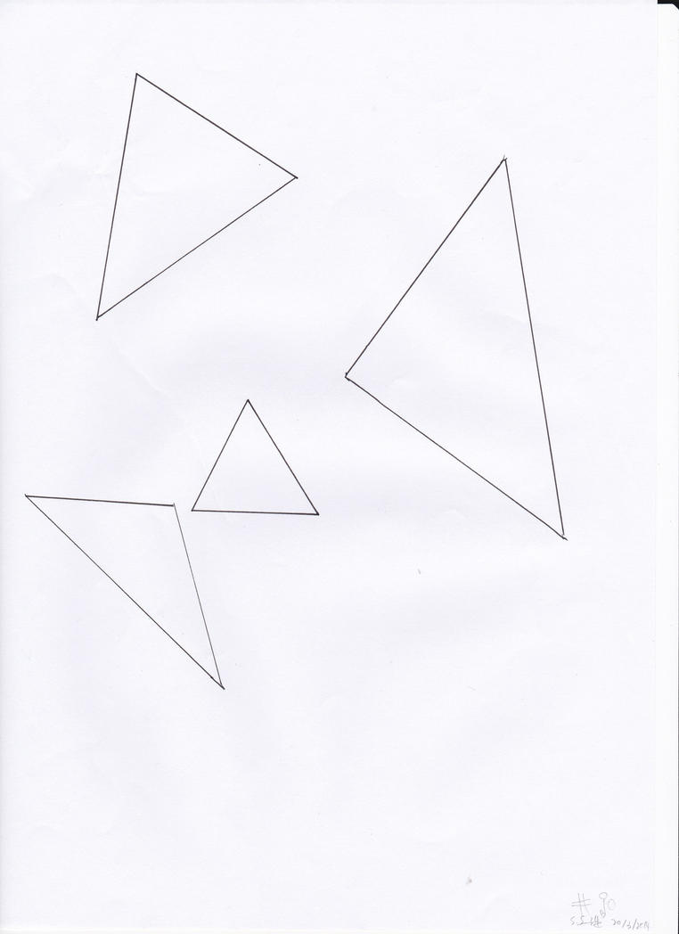 100 TC: 90-Triangle by Secret-Sherry34