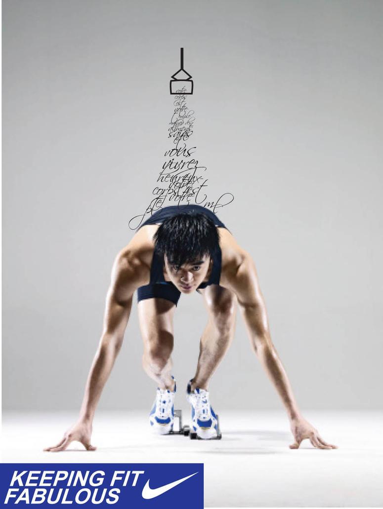 Nike Mockup Ad for print by FourkArt on DeviantArt  Nike Mockup Ad ...