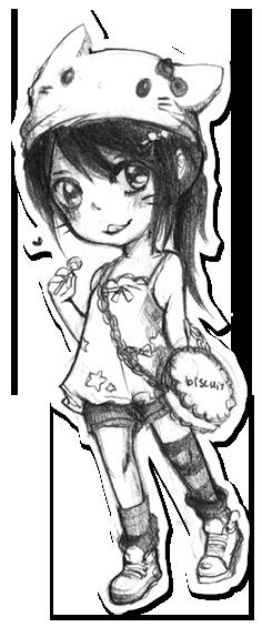sketch: creepydream by Kei-yo