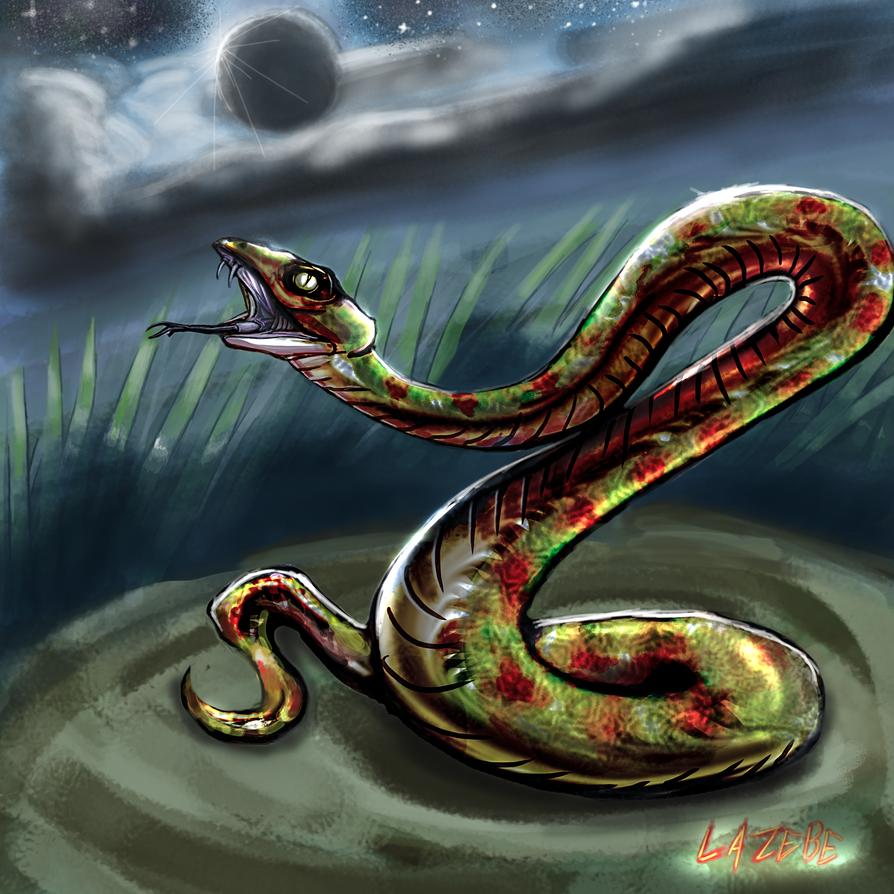 Snake by Lazebe