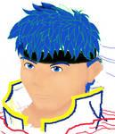 WIP--- Ike's face
