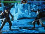 Soren VS Ike - Soul Calibur 4