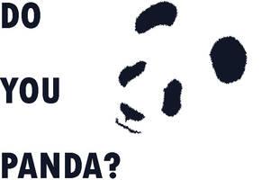 Do You Panda -questionmark- by anoanoanoano