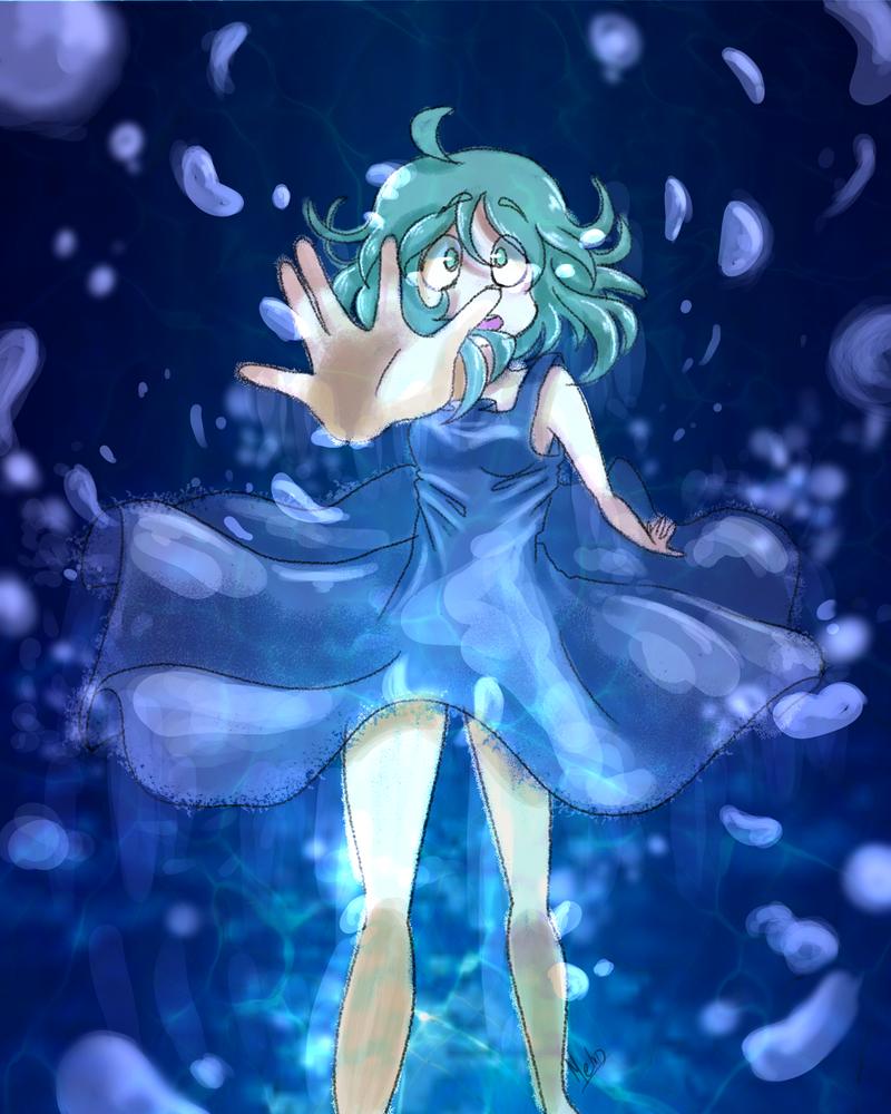 Gumi_Deep Sea Girl by MelanieXD1391