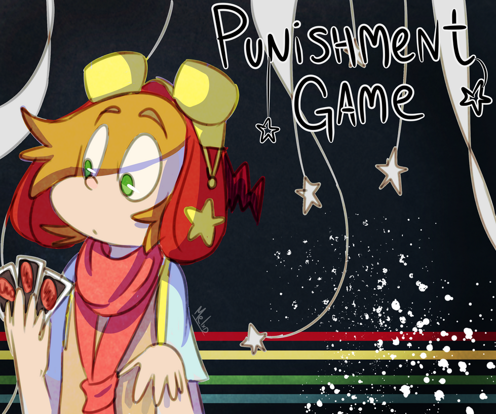 W2H_Punishment Game (VIDEO) by MelanieXD1391