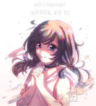Weathering With You 1st ANNIVERSARY+Speed paint