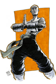 San Te from 36th Chamber of Shaolin