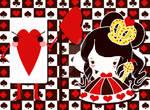 Wonderland- Queen of Hearts