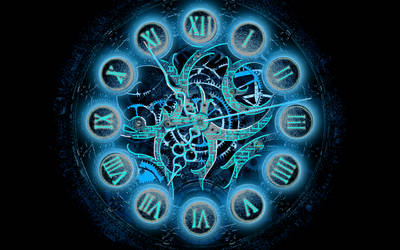 TRON Legacy Steampunk Clock by COBALT622