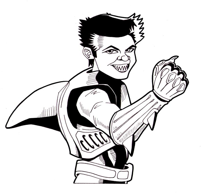 Shark boy by marvelisto on deviantart for Sharkboy and lavagirl coloring pages to print