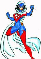 Superwoman : Identity by kidmarvelj