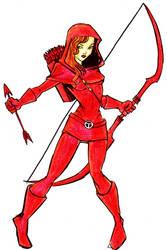 Teen Titans A - Z: Lian Harper by kidmarvelj