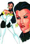 Teen Titans A-Z : Mirage
