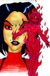 Teen Titans a-Z : Cinder