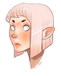 Elf by MissHeyThere